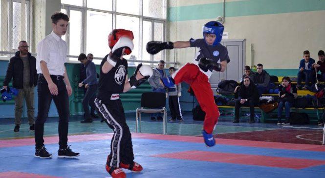 Чемпионат Одесской области по кикбоксингу WAKO по татами дисциплинам прошел в Южном