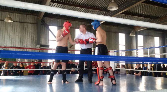 Чемпионат Одесской области по кикбоксингу WAKO по ринговым дисциплинам прошел в Одессе