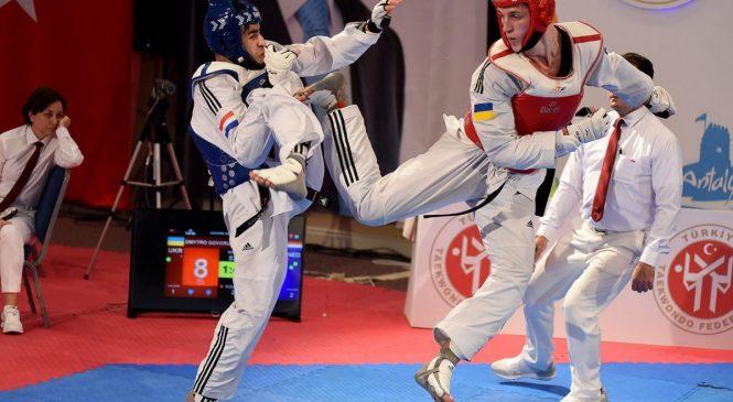 Одесские тхэквондисты приняли участие в международных турнирах и не только…