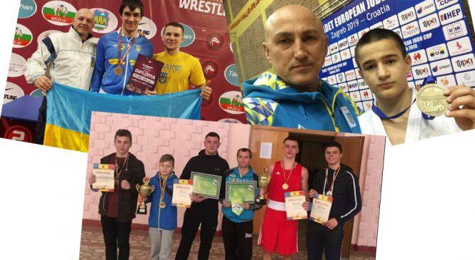 Достижения одесских спортсменов в международных турнирах в первой декаде марта