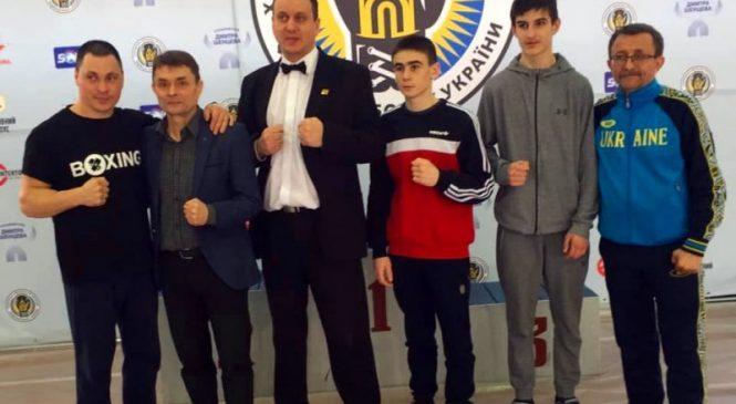 Боксеры ООФБ на чемпионате Украины среди юниоров завоевали 4 медали и лицензию на чемпионат Европы