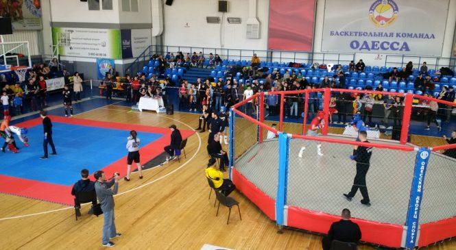 Чемпионат Одессы по смешанным единоборствам ММА и Кубок Одесской области по «Козацькому двобою»
