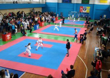 Кубок Одесской области по каратэ: сборные команды области в разных возрастных категориях сформированы