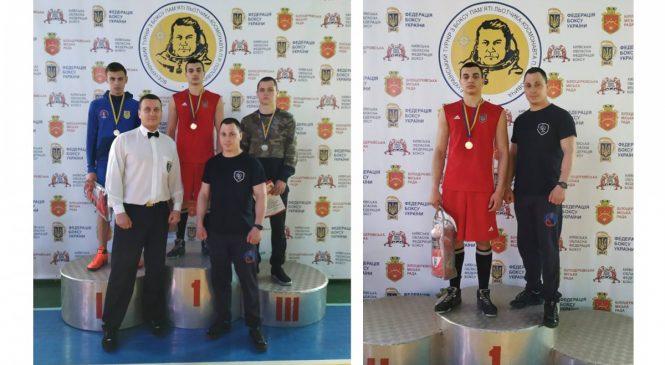 Одесский боксер Юрий Захареев стал чемпионом мастерского турнира, обладателем кубка «Лучший боксер» и звания «Мастер спорта Украины по боксу»