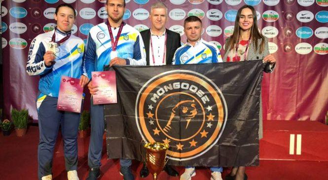 Одесситы стали призерами Чемпионата Европы по грэпплингу