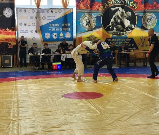 На чемпионате Украины по грэпплингу и панкратиону сборная Одесской области завоевала 16 медалей