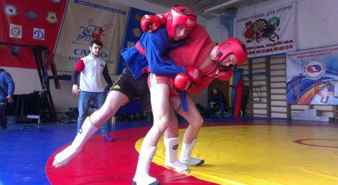 Чемпионат Одесской области по боевому самбо + другие достижения одесских самбистов в марте 2019