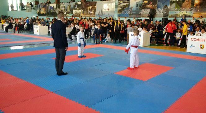 Международный тур по каратэ «Katana cup 2019» состоялся в Черноморске (Одесская обл.)