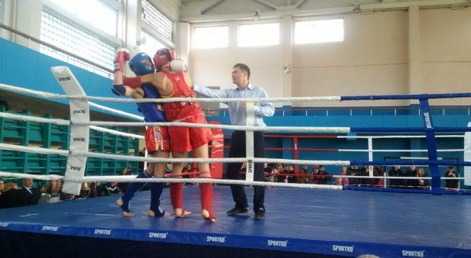 Чемпионат Украины по таиландскому боксу проходит в Одессе