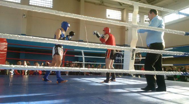 Чемпионат Украины по таиландскому боксу. ВИДЕО БОЕВ!
