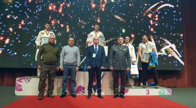 Одессит Дмитрий Придыбайло стал чемпионом турнира по рукопашному бою «Кубок Президента Украины»