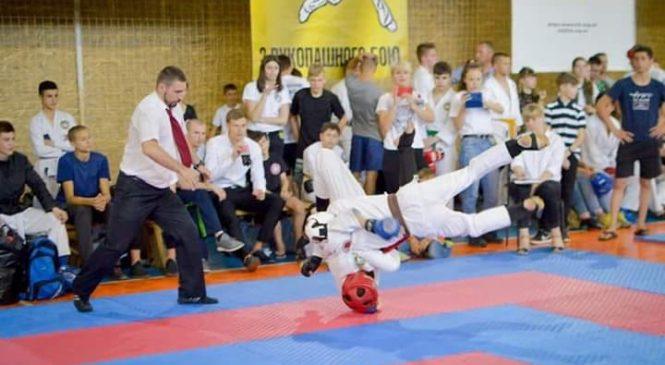 Одесситы завоевали 7 медалей на чемпионате Украины по рукопашному бою и шанс войти в Национальную сборную команду