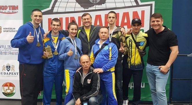 11 наград – вклад спортсменов Одесской области в копилку Национальной сборной команды Украины на кубке мира по кикбоксингу WAKO