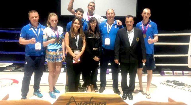 Украинские тайбоксеры завоевывают лицензии на Всемирные Игры-2021