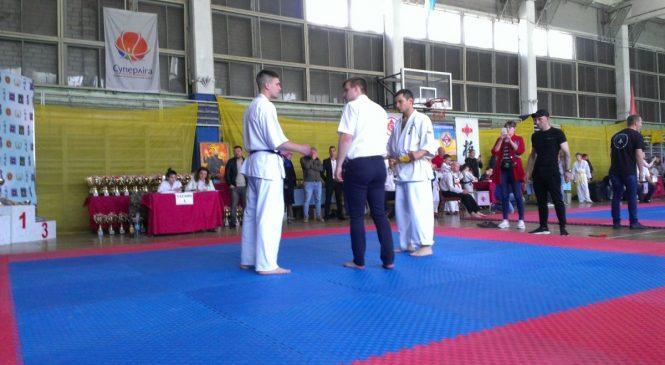 Открытый кубок по каратэ памяти Шихана Салама Кахила состоялся в Одессе