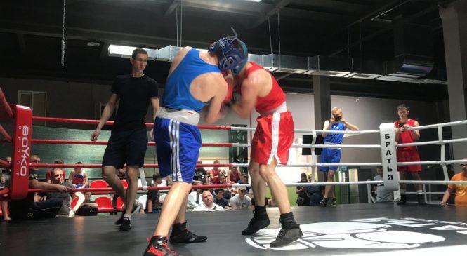 В Одессе для всех желающих прошел открытый ринг по боксу