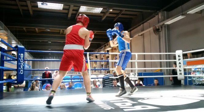 Чемпионат Одесской области по боксу среди молодежи и женщин. ВИДЕО ПОЛУФИНАЛОВ