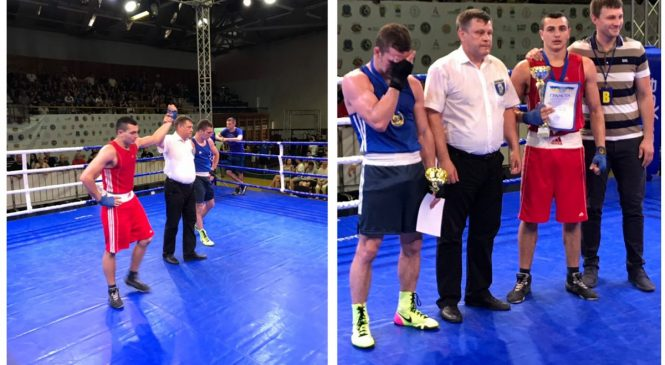 Одесситы выигрывают шанс представлять Украину на чемпионате Европы по боксу среди молодежи
