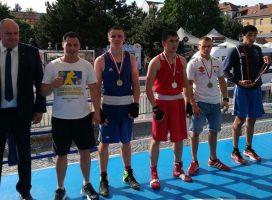 Спортсмен Федерации бокса Одесской области Максим Молодан стал чемпионом Международного турнира по боксу в Польше. ВИДЕО БОЕВ!