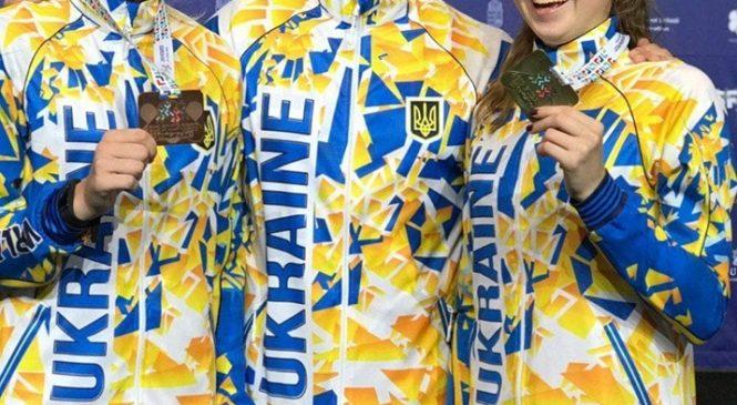 Одесские каратистки завоевали «золото» и «бронзу» на Всемирных играх единоборств среди школьников