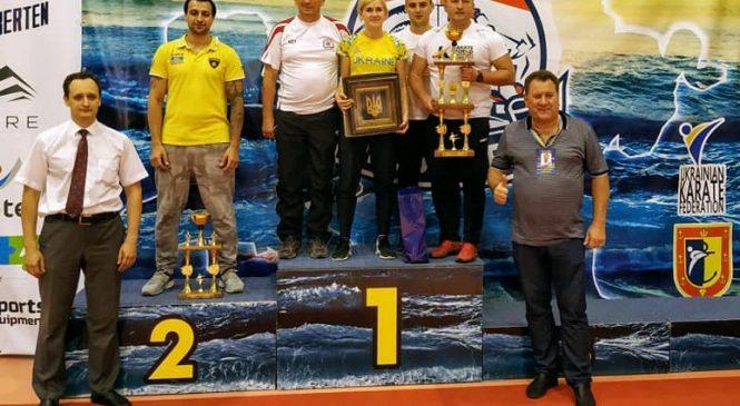 Турнир по каратэ «Odesa Open-2019» состоялся