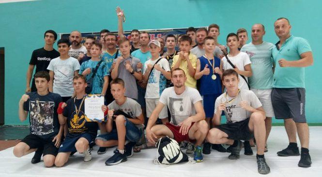 13 наград привезла сборная команда Одесской области с Чемпионата Украины по боксу среди школьников