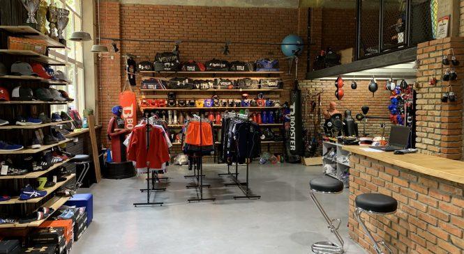 Спортивный магазин Amunicia переехал!!!