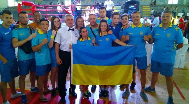 4 бронзы и 2 финалиста – результат сборной команды Украины на чемпионате мира по французскому боксу. ДЕТАЛИ и ПОДРОБНОСТИ