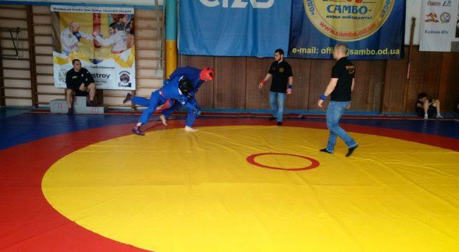 Определился состав сборной Одесской области на чемпионат Украины по Комбат Дзю-Дзюцу