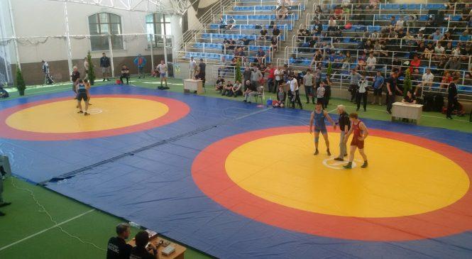 Международный турнир по вольной борьбе «Черное море» прошел в Одессе. ВИДЕО- и ФОТОРЕПОРТАЖ
