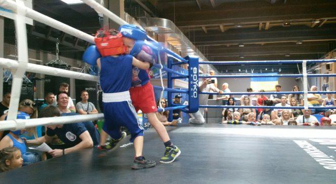 Детский турнир по боксу прошел в Одессе