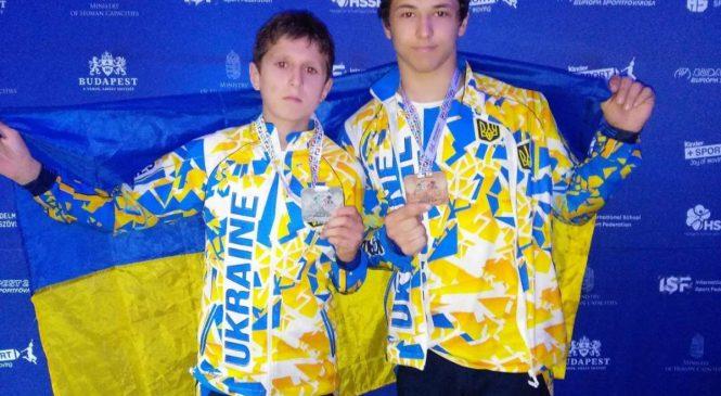 Одесские спортсмены по вольной борьбе стали вице-чемпионом и бронзовым призером на Всемирных играх единоборств среди школьников
