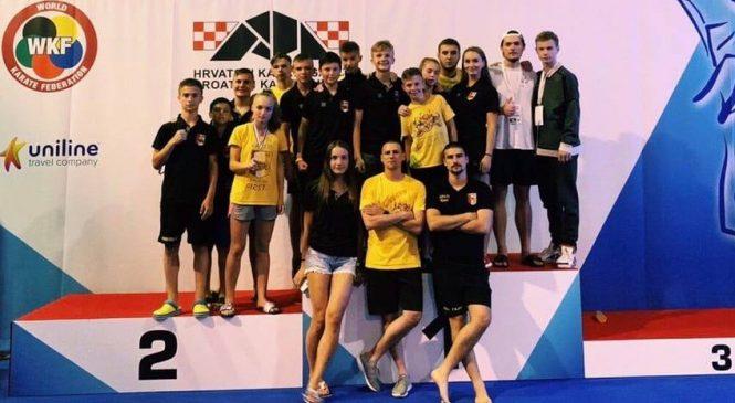 Одесские каратисты получили шанс представлять Украину на чемпионате мира в Чили