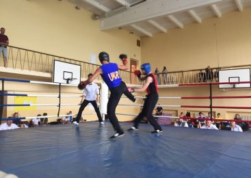 Чемпионат Украины по французскому боксу Сават определил состав сборной, которая представит нашу страну на чемпионате Европы