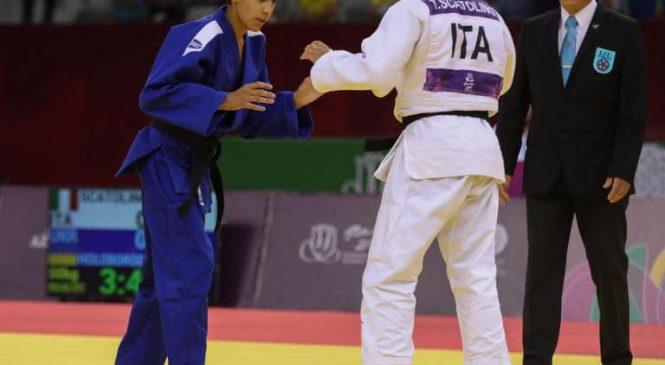 Воспитанники одесского СК «Европа» стали призерами по дзюдо Европейского юношеского олимпийского фестиваля