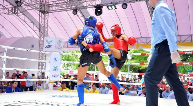 7 побед принес 1 день чемпионата мира по таиландскому боксу IFMA украинской сборной команде