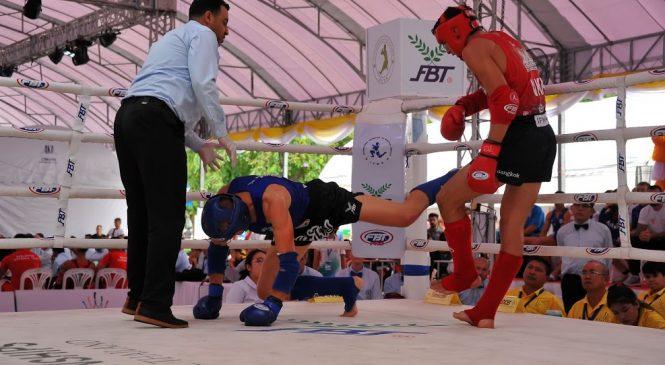 9 спортсменов сборной команды Украины из 15 одержали победу в четвертьфиналах чемпионата мира по таиландскому боксу IFMA