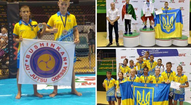 Одесситы завоевали 2 «золота» и «бронзу» чемпионата мира по ММА. О подготовке спортсменов рассказывают их тренеры