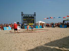 Чемпионат мира по пляжной борьбе среди взрослых ВПЕРВЫЕ (!) прошел в Одессе